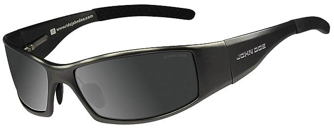 John Doe - Gafas de sol - para hombre Sin Colores: Amazon.es ...