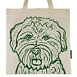 Wheaton Terrier named Paddington Tote Bag