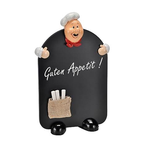 Lavagna lavagnetta da cucina Chef cuoco Appunti Memo Board: Amazon ...