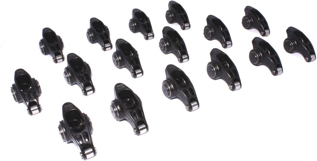 Competition Cams 1620-16 Ultra Pro Magnum Roller 1.7 Ratio 7//16 Stud Diameter Rocker Arm for Big Block Chevrolet