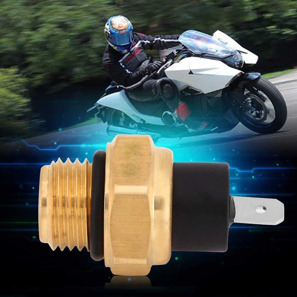 Thermo Detect Switch pour ventilateur de radiateur commutateur de d/étection thermique pour Honda VFR700F