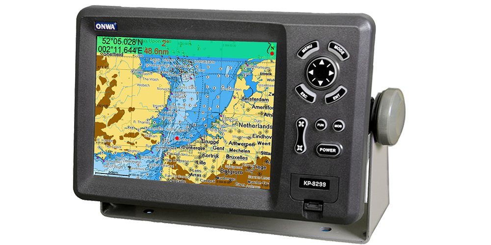 Searching ONWA KP-8299: 8-inch GPS Chart Plotter on line on