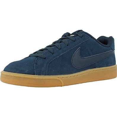 hot sale online 676b8 2e6ce Nike Court Royale Suede, Chaussures de Gymnastique Homme