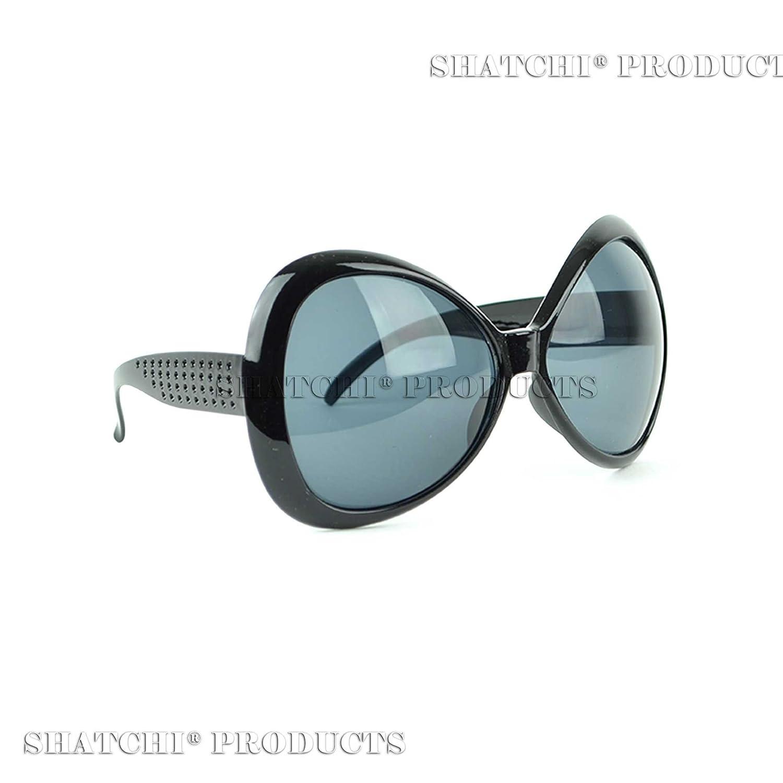 Gold Glitter Polka Dots Glasses Fancy Costume Sunglasses Hen Party Accessories