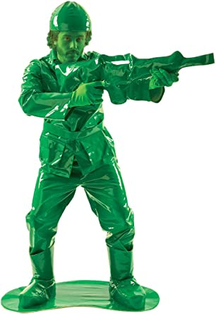 Orion Costumes Mens Army Toy Soldier Figurine Film Fancy Dress