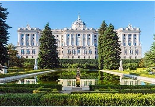 Rompecabezas Rompecabezas Palacio Real De 1000 Piezas En Madrid ...