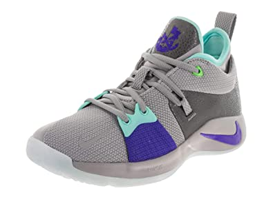 purchase cheap 4b92e 28192 Amazon.com | Nike PG 2 Grade School Boys Shoes Size | Basketball