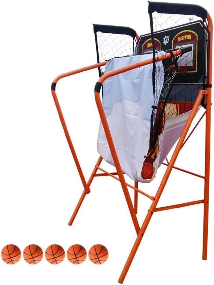 YouYou-YC Baloncesto Hoop Arcade Game Baloncesto Soporte Interior ...