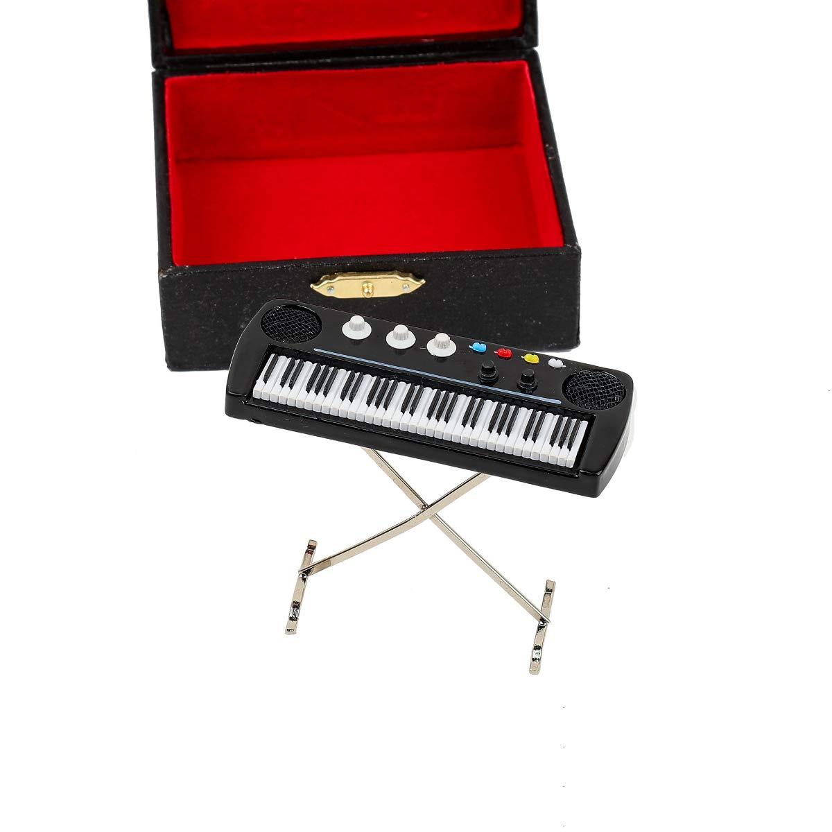 Amazon.com: Seawoo - Miniatura electrónica con estuche, mini ...
