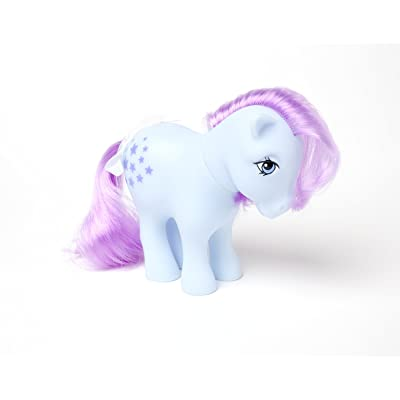 Basic Fun My Little Pony Retro - Blue Belle: Toys & Games