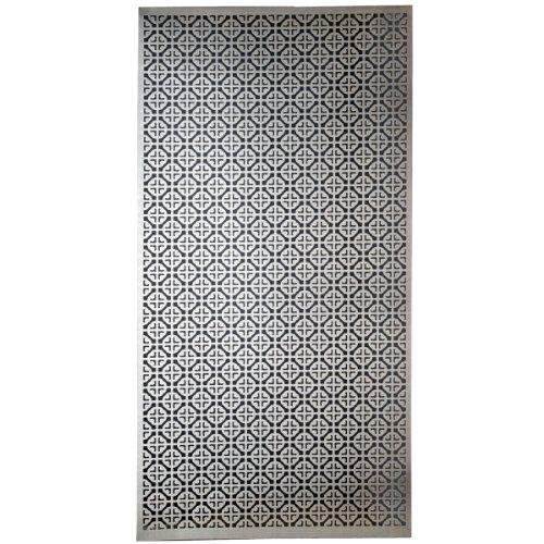 M-D Hobby & Craft 57326 Aluminum Hobby Sheet, Silver ()