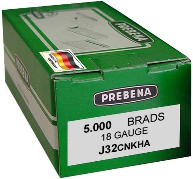 Prebena J32CNKHA Finishing Max 53% OFF Nails Pack Ultra-Cheap Deals of 5000