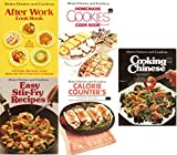 img - for 5 Volumes of Better Homes and Gardens Cookbooks: Cooking Chinese, Calorie Counter's Cook Book, Homeade Cookies Cook Book, After Work Cook Book, Easy Stir-Fry Recipes book / textbook / text book