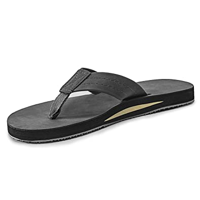 6d80662c7be FITORY Mens Flip Flops
