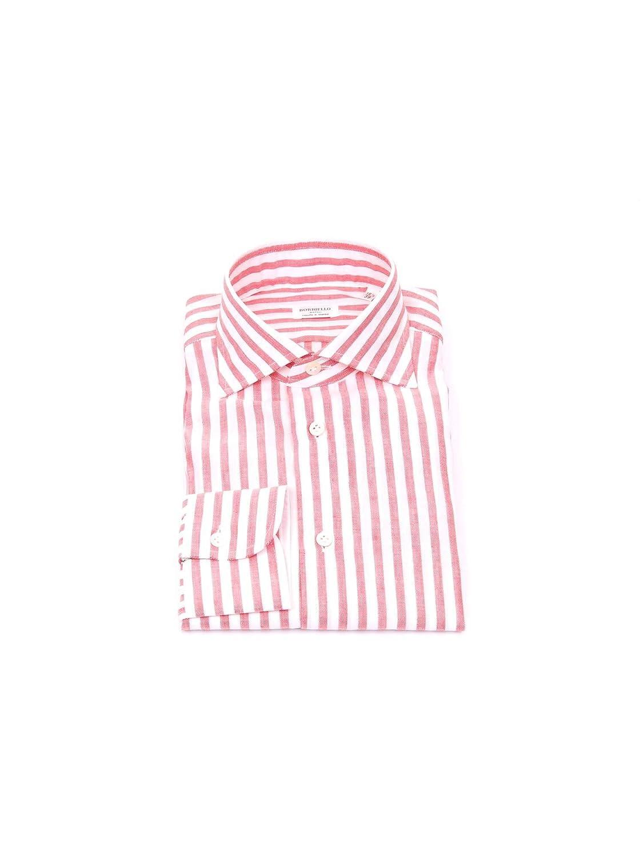 MultiCouleure  Borriello 8153 4 Shirts Homme