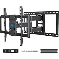 Mounting Dream Premium Full Motion TV Wall Mount Bracket Fits 16, 18, 24 inch Wood Stud Spacing, TV Mount with…