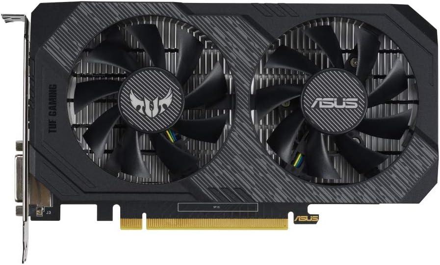 NVIDIA GeForce RTX 2080 Super, 8 GB, GDDR 6, 256 bit, 3072 Cuda N/úcleos, 1845 MHz, HDMI, DisplayPort x 3, PCI Express 3.0 x 16 ASUS TURBO-RTX2080S-8G-EVO Tarjeta gr/áfica
