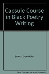 Capsule Course in Black Poetry Writing Paperback