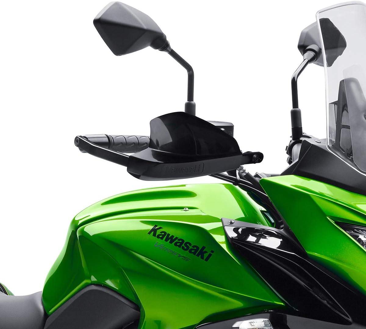 Kawasaki Versys 650 Handprotektoren Halterung Schwarz Auto