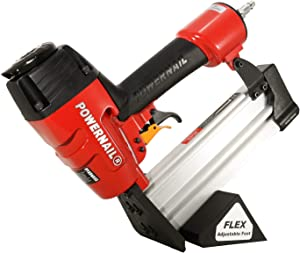 """Powernail Model 50F, 18-Gauge Cleat Nailer for Engineered Wood Flooring (3/8"""" to 3/4"""" thick)"""