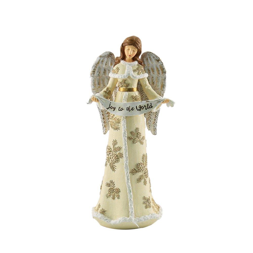 Figura Ángel de la Navidad- Joy to the world