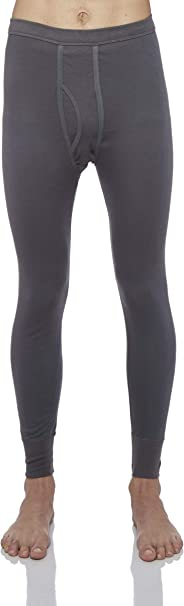 Rocky Womens Fleece Lined Thermal Bottoms Long Underwear Baselayer Pants Legging