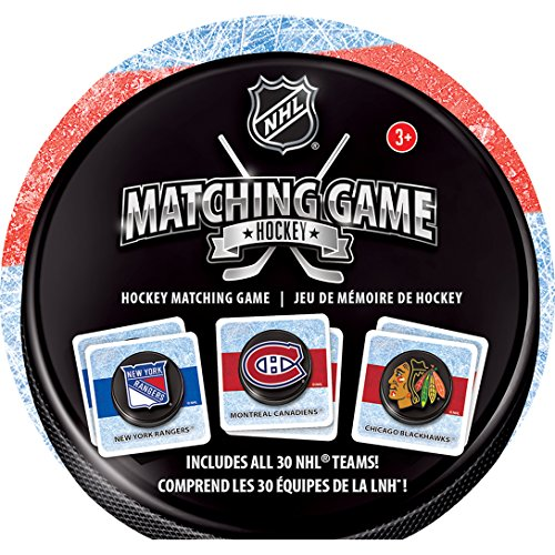 MasterPieces NHL Matching (Nhl Hockey Gift)