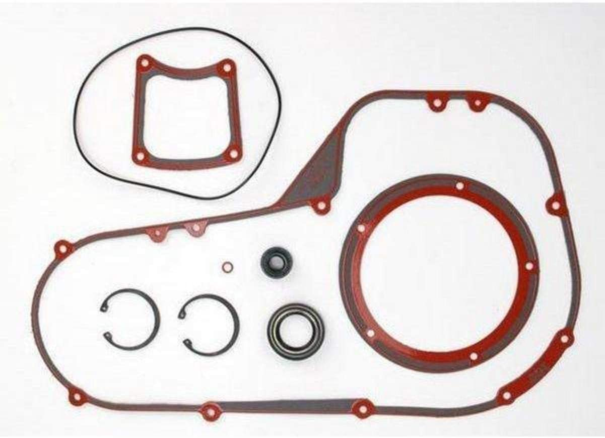 James Gaskets Gasket-Seal Primary Cover Kit for Harley Davidson 1980-93 FLT One Size FX