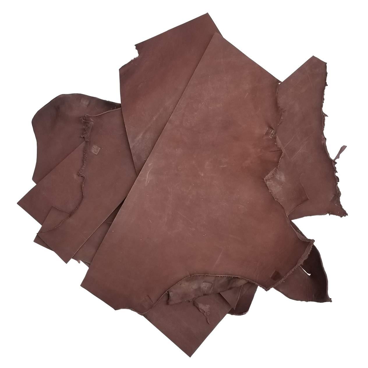 Holster & Sheath Leather - 5 Pound Scrap Bag Wickett & Craig