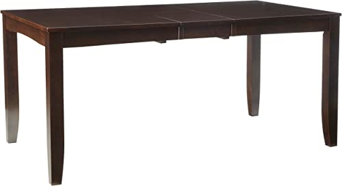 East West Furniture Butterfly Leaf Lynfield Dining Table