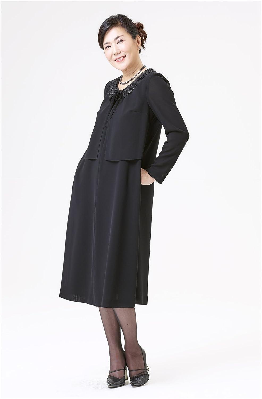 b598564c7a33b セルニーナ) Cellnina 喪服 レディース 礼服 大きいサイズ 前開き 授乳 ...