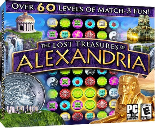 Lost Treasures Of Alexandria - PC by ()