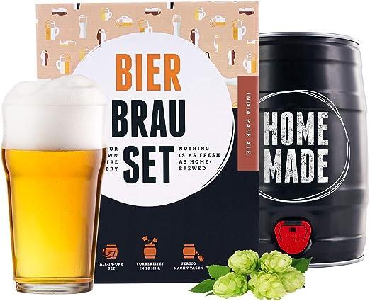 Kit Premium de Cerveza Artesana para el Hogar | Kit de Fabricación ...