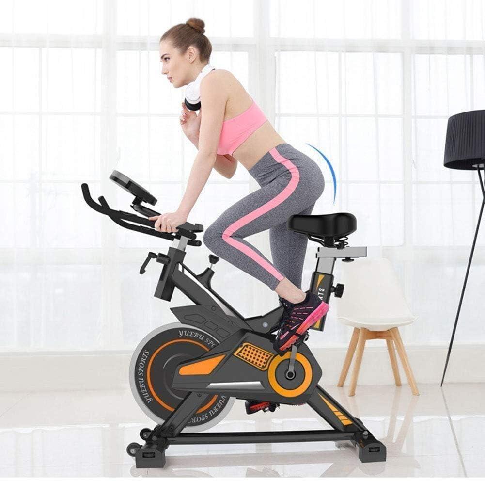 YSYYSH Bicicleta De Spinning, Deportes De Interior Pedal De ...