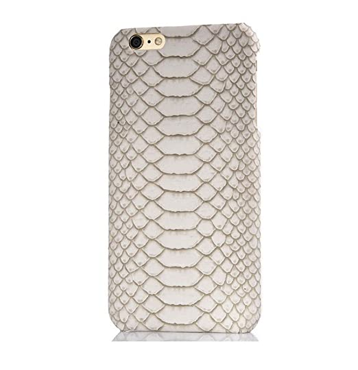 finest selection 68adf 5ddfa Iphone 6/6s Snake Design Case,Jesiya Anti-slip Slim Fit Bicast Leather  Specialty Case Cover with Screen Protector and Stylus (Red Snake Skin) for  ...