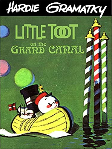 Little Toot on the Grand Canal
