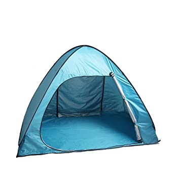 Sunba Youth Beach Tent Pop Up Tent Baby Beach Sun Shade UV Protection  sc 1 st  Amazon.com : beach tent uv protection - memphite.com