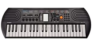 Casio SA-77 44-Key Mini Personal Keyboard