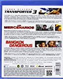 Pack: Bangkok Dangerous + Transporter 3 + Los Mercenarios (Blu-Ray) (Import Movie) (European Format - Zone B2)