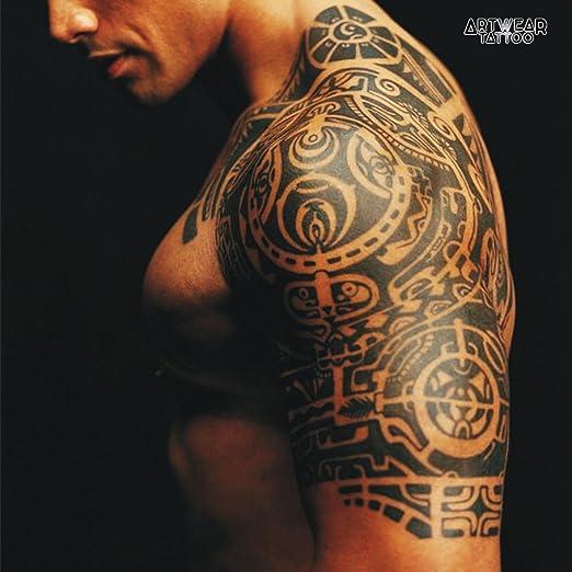 Tatuajes Temporales (2 pieces)