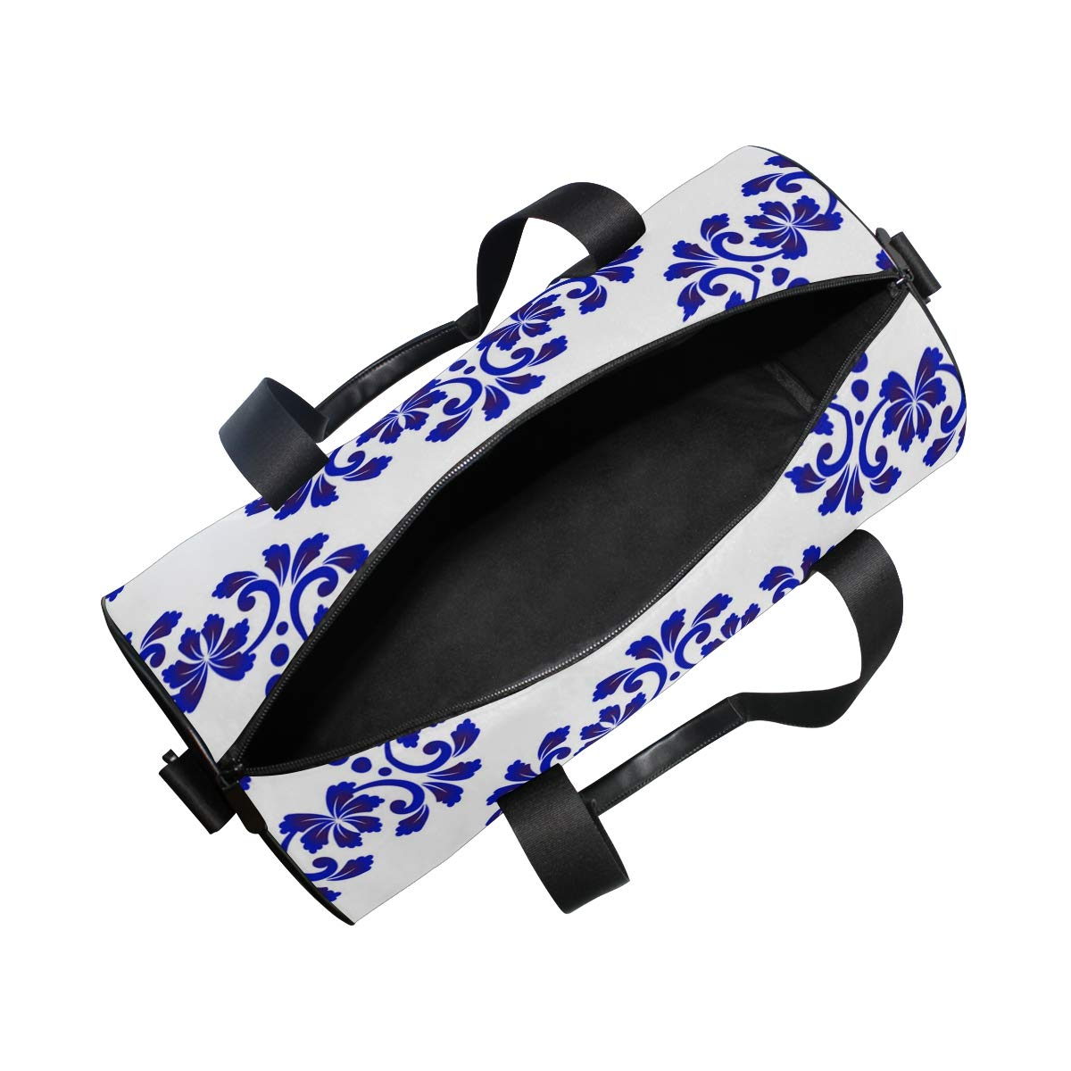 Cold Ceramic PictureWaterproof Non-Slip Wearable Crossbody Bag fitness bag Shoulder Bag
