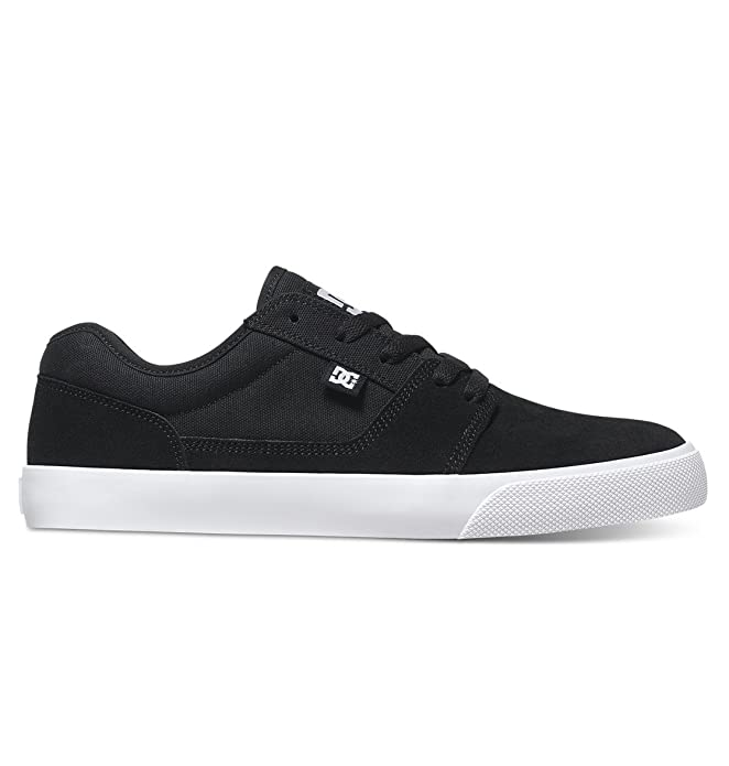 DC Shoes Tonik Sneakers Skateboardschuhe Herren Schwarz/Weiß