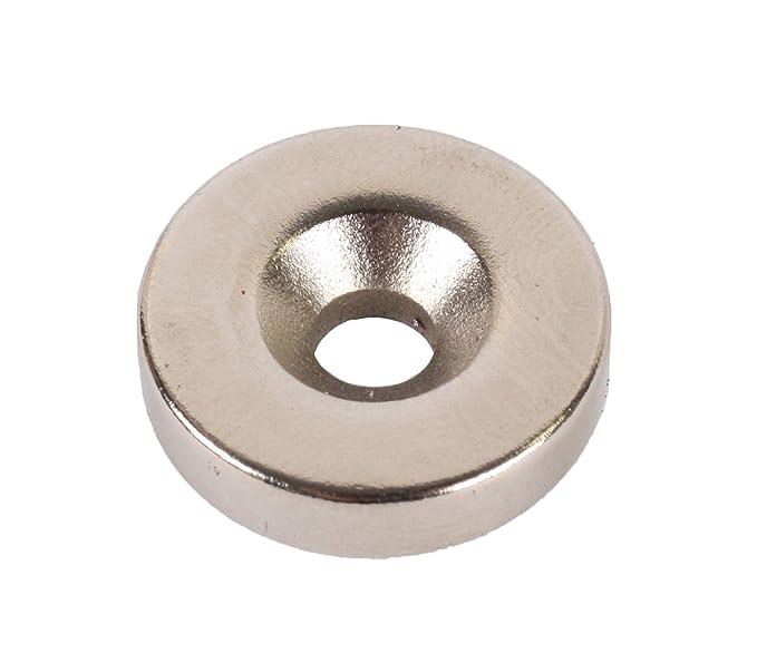 Starker Magnet Neodym Magnet 40 x 10 x 5 mm Tragkraft 5kg