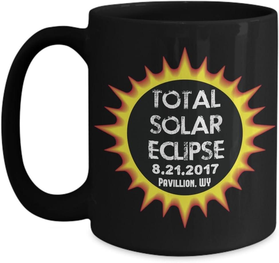 Gearbubble 2017 USA Solar Eclipse Necklace