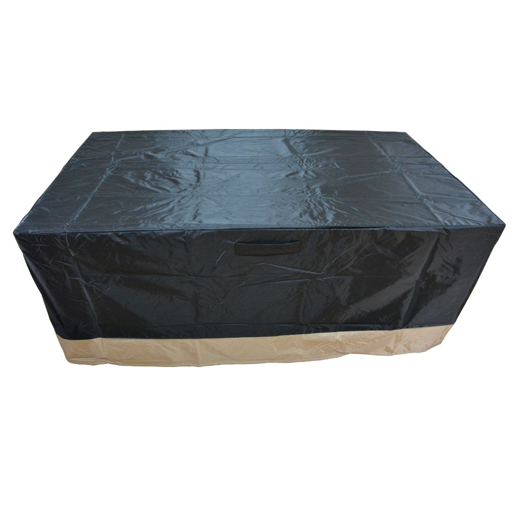 Stanbroil Rectangle Fire Pit//Table Cover 60 L x 38 W x 24 H