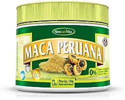 Maca Peruana 100% Pura, Pote 120g, New Labs Vita
