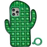 Fidget Toys Phone Case,Push Pop Bubble Protecive Case for iPhone7,8,7P,8P,X,XS,XS Max,XR,11,11pro,12,12Pro,12Pro Max…