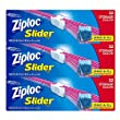 Ziploc Slider Storage Bags