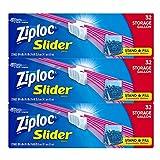 Grocery : Ziploc Slider Storage Bags