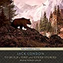 To Build a Fire and Other Stories  Audiobook by Jack London Narrated by Patrick Lawlor
